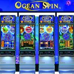 Konami Gaming Ocean Spin