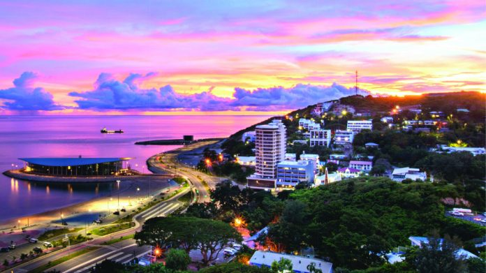 Papua New Guinea Paga Hill development