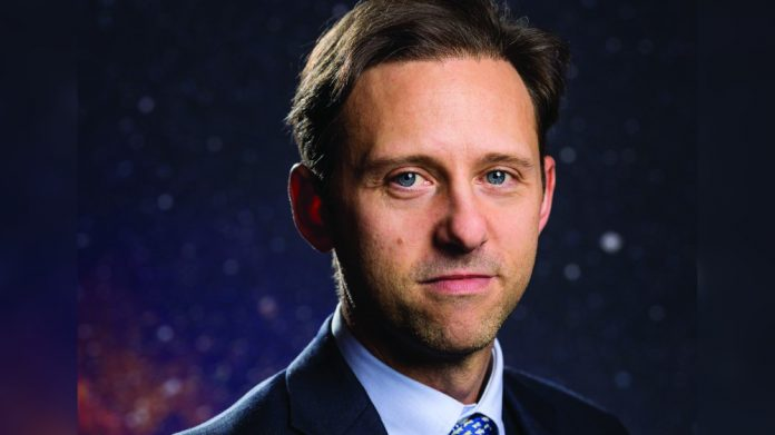Richard Carter CEO Bragg Gaming