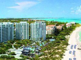 Ritz Carlton Turks and Caicos opening
