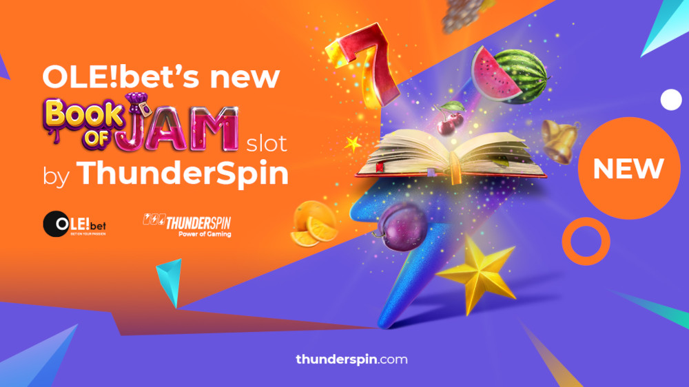 ThunderSpin Book of Jam