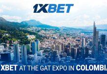 1xBet GAT Expo Bogota