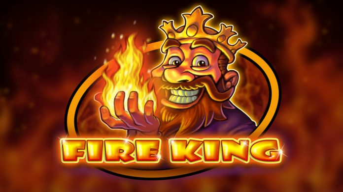 CT Interactive slot Fire King