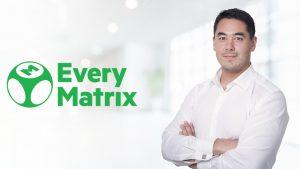 EveryMatrix Menunjuk Anton Lin sebagai CFO