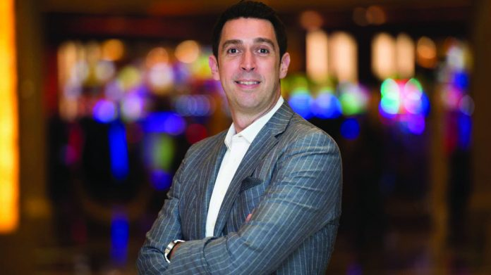 Grant Johnson Cyprus Casinos City of Dreams Mediterranean