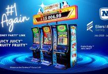 Novomatic Money Party G2E Las Vegas