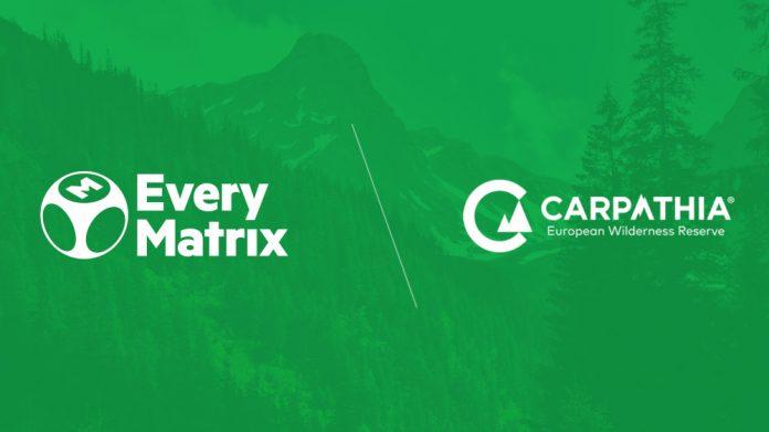 EveryMatrix contributes to the Carpathian European Wilderness Reserve