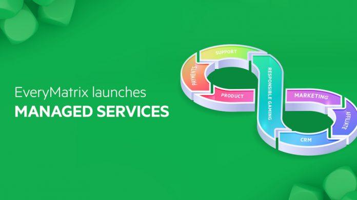 EveryMatrix launches Managed Services