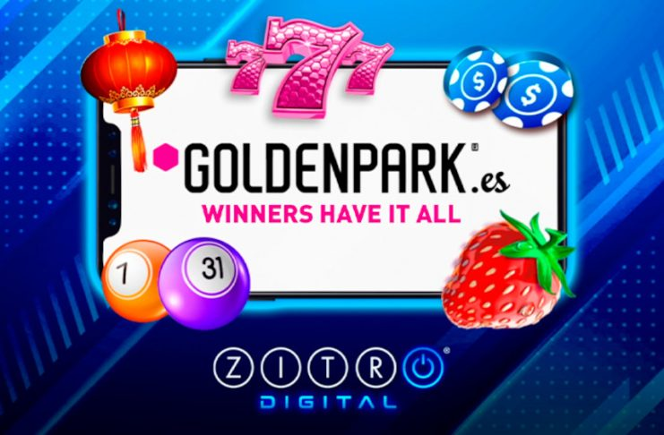 Goldenpark Zitro Global partnership