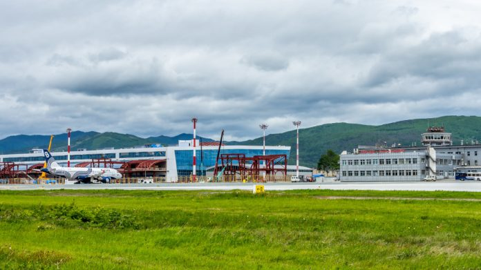 Keamanan Bandara Yuzhno Sakhalinsk Dallmeier