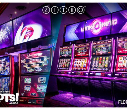 Zitro Games Link King & Link Me debut